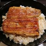 71787926 - 「鰻お丼B」です