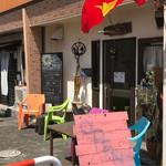 ベトナム食堂 Vina Cafe ・Dalat - 外観