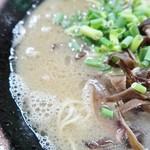 71788335 - 見た目からしてトロリしたスープがやはり魅力的です!