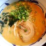のっぴんらー麺 - のっぴんらー麺:620円