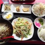 幸福食堂 - 料理写真:ランチ(700円)