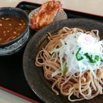 鳴門 - つけ麺(大) 850円