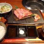 BAKURO - ◆私は「極上セット(1700円)」を。
