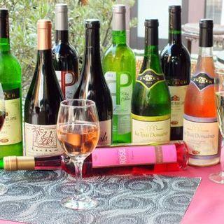 日本ではめずらしいモロッコワイン!是非お召し上がりください♪