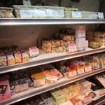 大吾 - 高島屋での商品の陳列状況