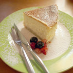 アイリッシュパブ カプリシカ - アイリッシュチーズケーキ