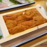 魚三酒場 - 料理写真:ウニ