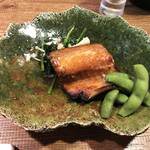 71795614 - サバの利休柚庵焼き