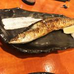 はっぴ - さんま塩(280円)