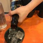 はっぴ - 2杯目