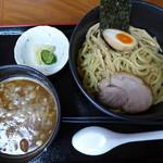 佐とう - つけ麺(小200g750円)