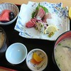 海の駅ほそしま - 料理写真:とれとれ刺身定食♪