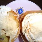 ラ・ブティック・テラコヤ - シュークリームはね、フタですくって食べるんだ