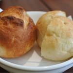 71799317 - 自家製パンはお代わり可