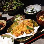 茶房 たんぽぽ - 日替わり定食