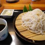 71801413 - 更科そば(大盛り) 1,188円