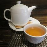 施家菜 - プーアル茶