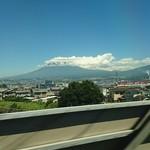 スパルタ - ステキに見えました♪富士山