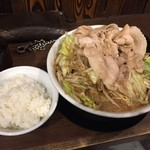 麺屋わっしょい - Cセット(950円)