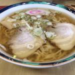 麺龍 - ラーメン ¥572