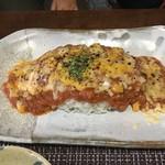 軽食喫茶 ジィジ - チーズミートライス