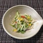 軽食喫茶 ジィジ - サラダ