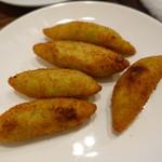コルマータ - 枝豆とリコッタチーズのコロッケ