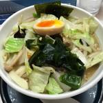 食楽 なごみ家 - なごみ野菜タンメン