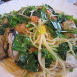 レ プリムール - 牡蠣の和風パスタ