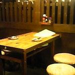 横浜すきずき - テーブル