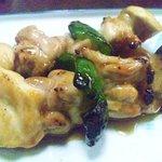 寿恵川 - 大串の焼き鳥。お奨めです!
