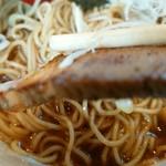 麺屋 武吉 - 美味しいチャーシュー