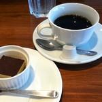 71810607 - デザート・コーヒー