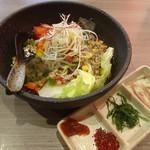 辛麺屋桝元 - 一日30食限定の冷麺(850円)