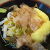 グル麺 - 料理写真:いか天きしめん(620円)