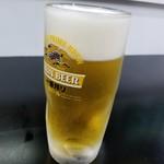 炭火焼倶楽部 - ビール