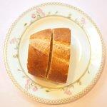 シェ・ソーマ - ランチコース 2484円 のパン
