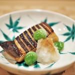 料理 澤 - まながつお炭火焼き