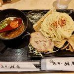 麺酔い すする 結庵 - 辛味濃厚魚介つけ麺 950円