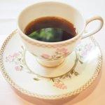 シェ・ソーマ - ランチコース 2484円 のコーヒー