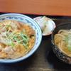 Yahataすしべん - 料理写真:親子丼とうどんのセット