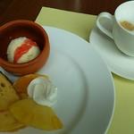 パークサイドカフェ - デザート&カフェラテ