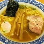 中華そば 青葉 中野本店 - 元祖ダブルスープ!