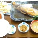 71814200 - イタチウオ姿煮定食