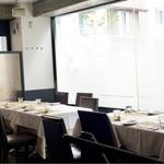 OGINO Red&Green Restaurant - 店内