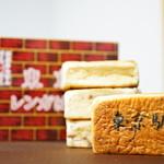 東京あんぱん 豆一豆 - 東京レンガぱんパック (¥1,250)
