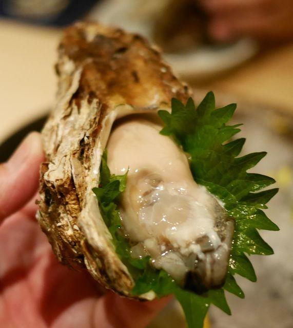 kiwa - 地物「生岩牡蠣」