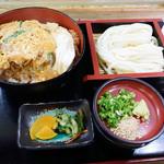 川福 - カツ丼セット