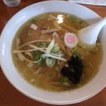 あげ富 本店 - 塩ラ~メン580円