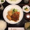オータニレストラン - 料理写真:カニクリームコロッケ&ハンバーグ定食